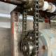 Industrie Mechanik Service Patrick Schlegel | Neue Kettenräder mit Kette
