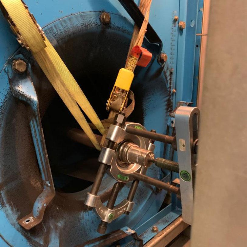 Industrie Mechanik Service Patrick Schlegel | Abzieher Technik / Lagerwechsel