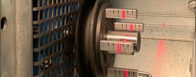 Industrie Mechanik Service Patrick Schlegel | Laser Messtechnik / Flucht Einstellung