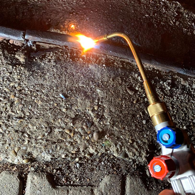 Industrie Mechanik Service Patrick Schlegel | Warm Formen (Autogen)